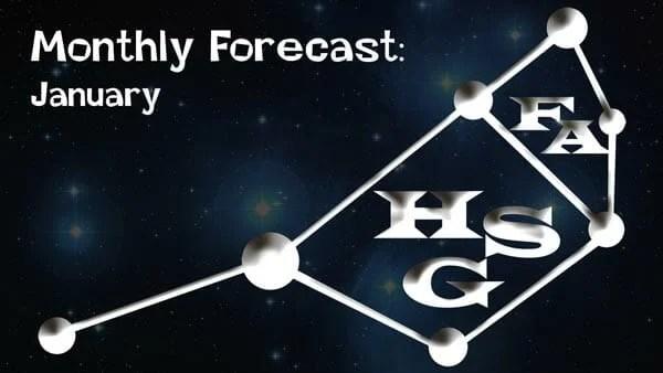 January Forecast.
