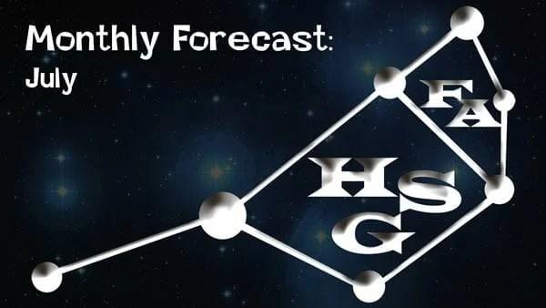 July Forecast 2020.