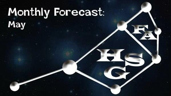 May Forecast.