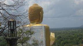 The Temple of the golden Buddha