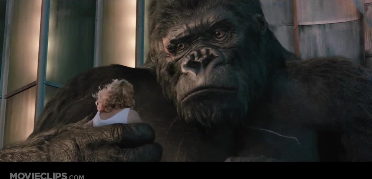 King Kong- The integration of the Ego, Soul and The Divine