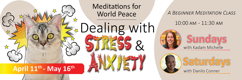 Beginner Meditation Class Saturdays and Sundays