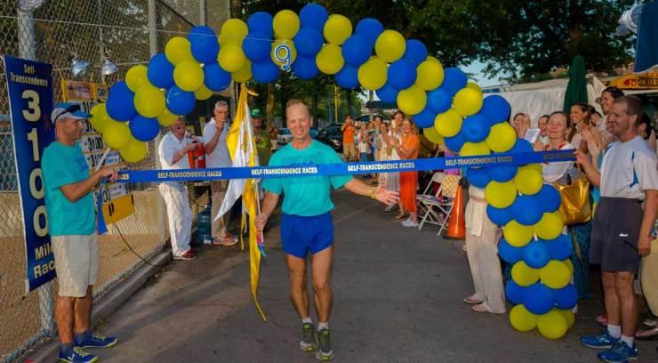 Олег Лебедев финиш 3100 миль