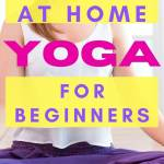 at home yoga for beginner