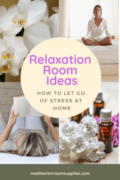 relaxation room ideas how to let go of stress at home
