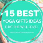 15 best yoga gifts ideas that she will love