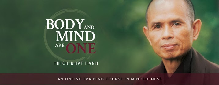body and mind are one Thich Nhat Hanh