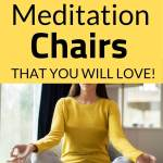 16 best meditation chairs that you will love