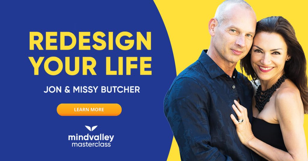 redesign your life Jon & Missy Butcher