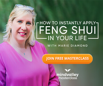 how to instantly apply feng shui in your life with marie diamond