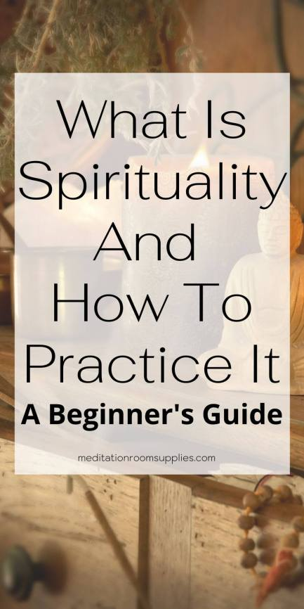 what is spirituality and how to practice it