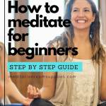 how to mediate for beginnners step by step guide