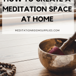 small room ideas how to create a meditation space at home