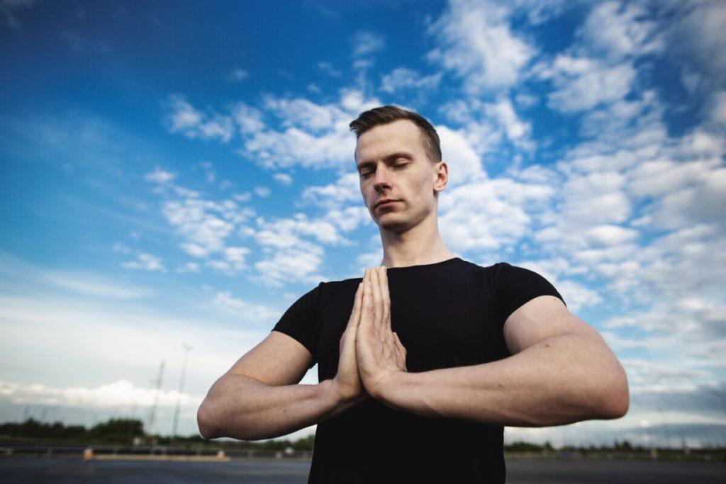 cloud meditation