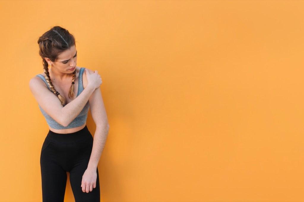 Reduce Shoulder Pain