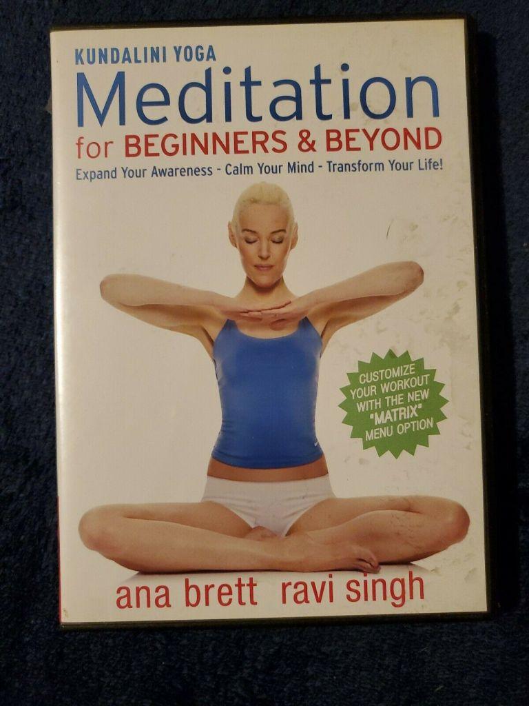 Kundalini Yoga Meditation For Beginners And Beyond (DVD