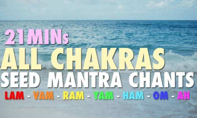 21 Mins    All Chakras   Seed Mantra Chants