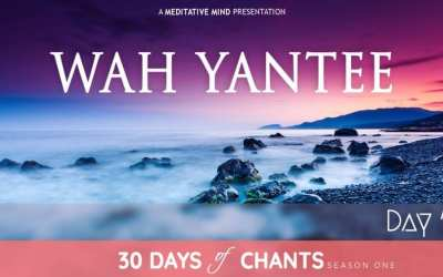 Day 1 | WAH YANTEE | Mantra to Awaken Intuition