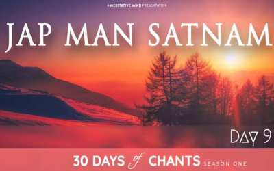 Day 9 | JAP MAN SATNAM | Mantra for Prosperity