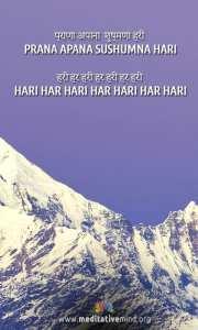 Prana Apana Mantra Free HD Wallpaper Mobile