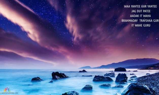 Wah Yantee Mantra Wallpaper and Meaning