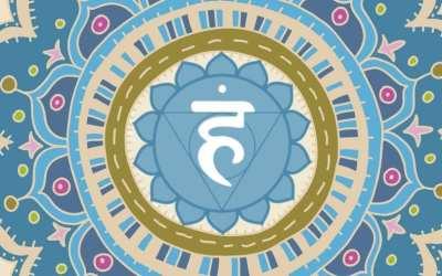 Simple 5 Step Chanting Meditation Technique to Balance Throat Chakra
