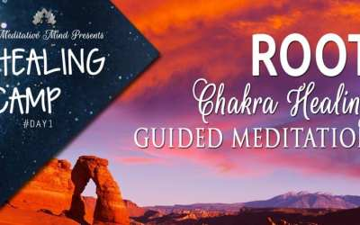 Root Chakra Guided Meditation | Healing Camp Day #1