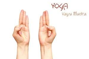 Vayu Mudra - Hand Gesture