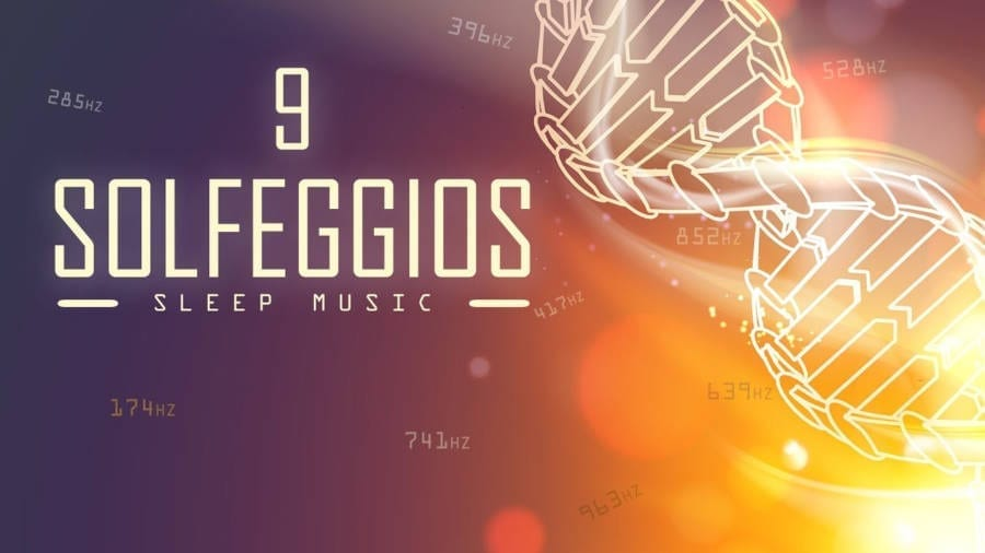 Boost your Spirit, Mind and Body with Solfeggio Healing Frequencies
