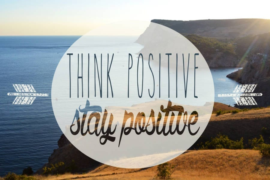 Stay Positive Always