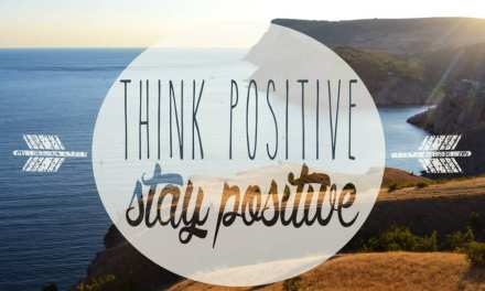 Stay Positive and Cool