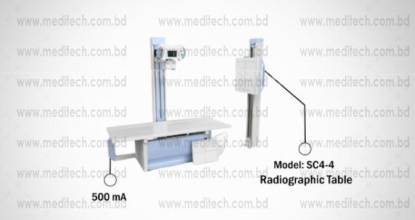 500mA X-Ray