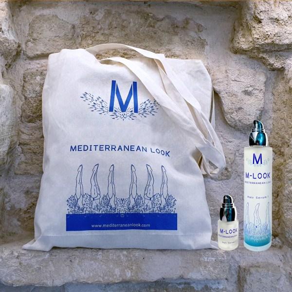 Hair Serum 1 - Mediterranean Look - Pack