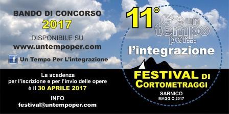 L'affiche du festival de Sarnico