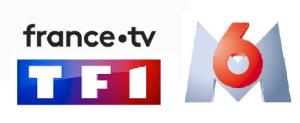 fr tv tf1 m6