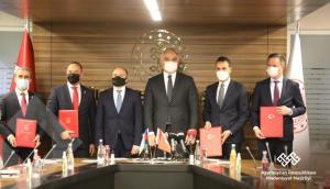 Accord Turquie Azerbaïdjan