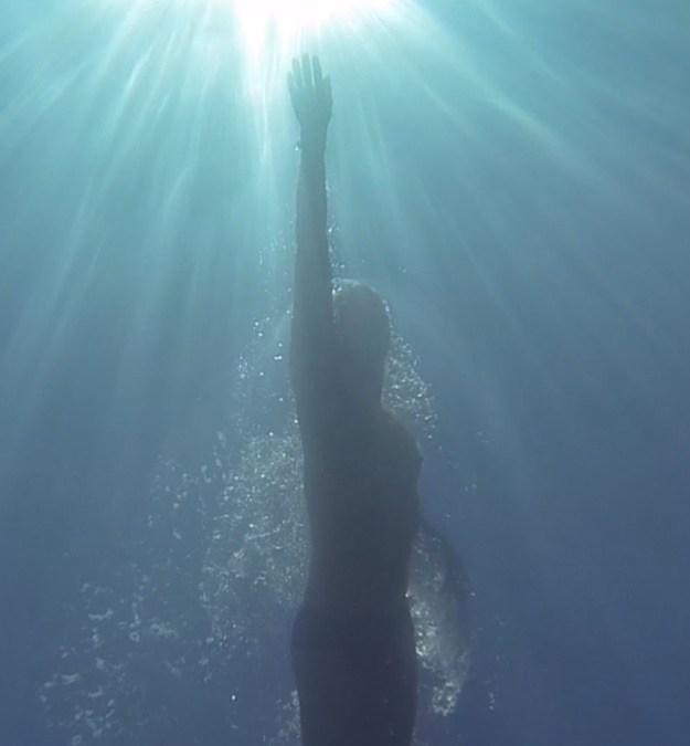 Silent Swimming