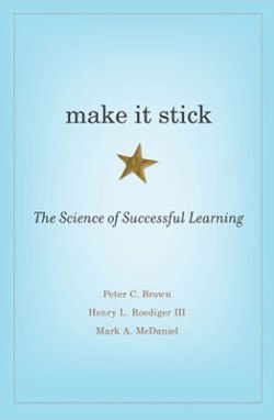 book cover - make it stick