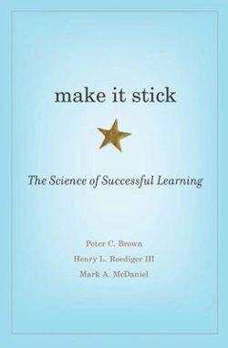 book cover - make it stick