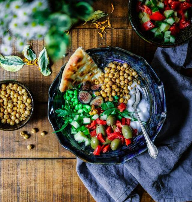 Foods Provide Nutrition and Cause Stress