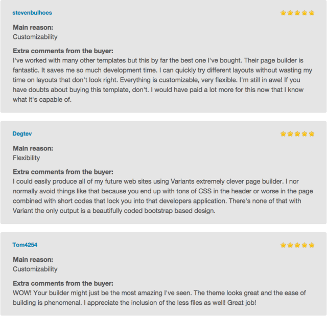 Pivot Reviews * * * * *