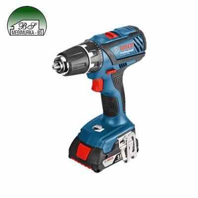 Akumulatorska bušilica-izvijač GSR 18-2-LI Plus Bosch