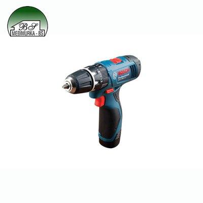 Akumulatorska udarna bušilica-izvijač GSB 1080-2-LI