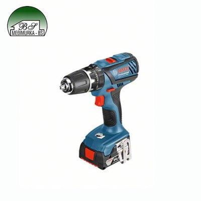 Akumulatorska udarna bušilica-izvijač GSB 14,4-2-LI Plus