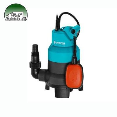 GARDENA Classic pumpa za prljavu vodu 6000