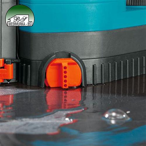 Uranjajuća crpka Comfort 9000 aquasensor korištenje