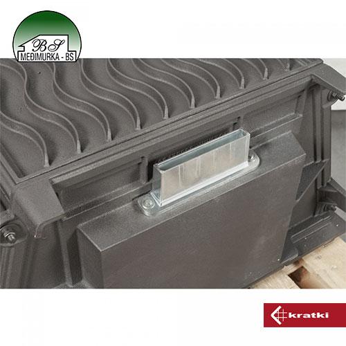 Kaminski dovod zraka u komoru za izgaranje Kratki