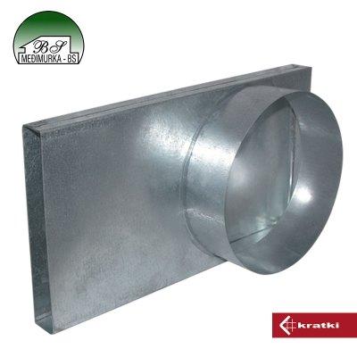 Prijelaz usisnih cijevi PDR90/150