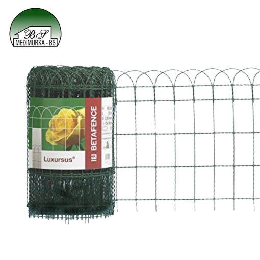 Luxursus pletena ograda