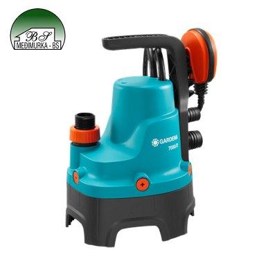 Pumpa za prljavu vodu Classic 7000-D